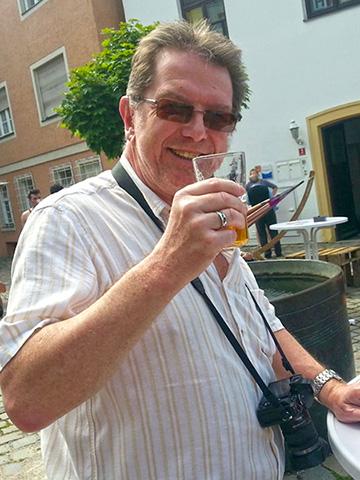 Winfried Hermann, Der Hopfenschmecker - Über Biergenuss und mehr ...