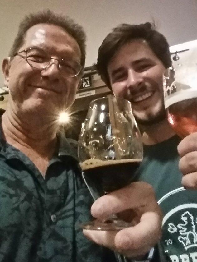Der Hopfenschmecker - Über Biergenuss und mehr ... im Gespräch mit Markus Hoppe - Prost!