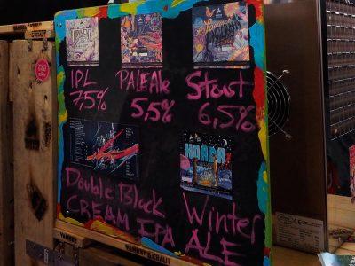 """Die Biere von """"Yankee & Kraut"""" auf der food&life 2016"""