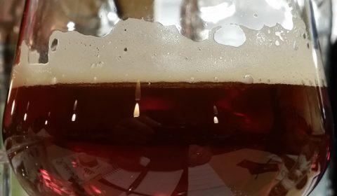 """Der Hopfenschmecker trinkt """"Framboise"""" Bier bei einer ganz besonderen Bierprobe - so geht gutes Bier Marketing"""