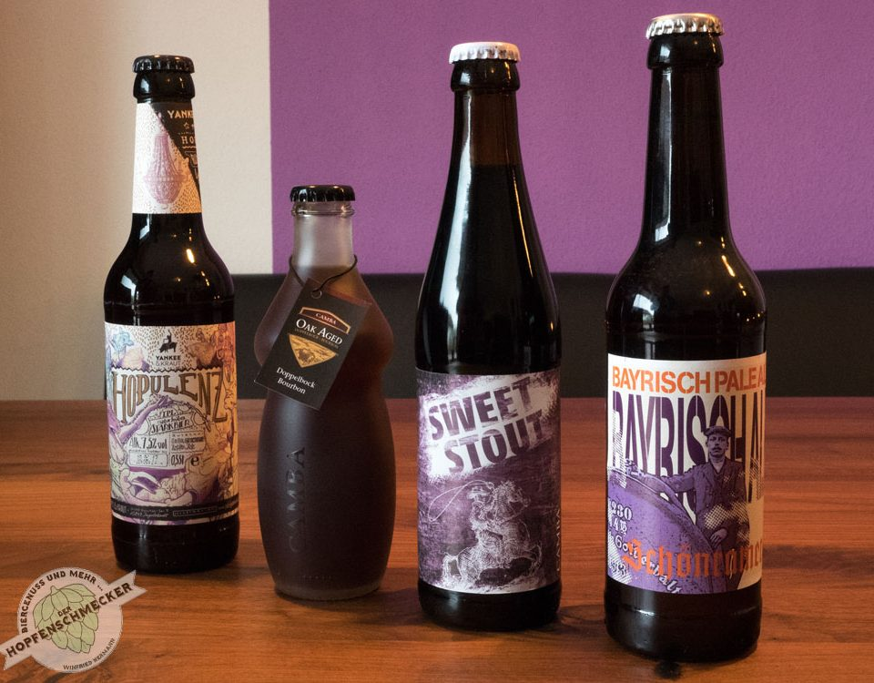 Der Hopfenschmecker - Über Biergenuss und mehr ... hat Weihnachten was vor ...