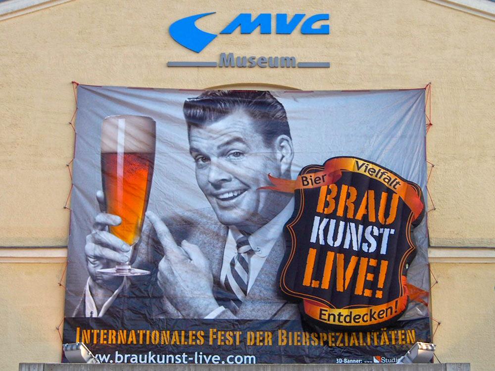 Der Hopfenschmecker - Über Biergenuss und mehr ... besucht die Braukunst Live 2017