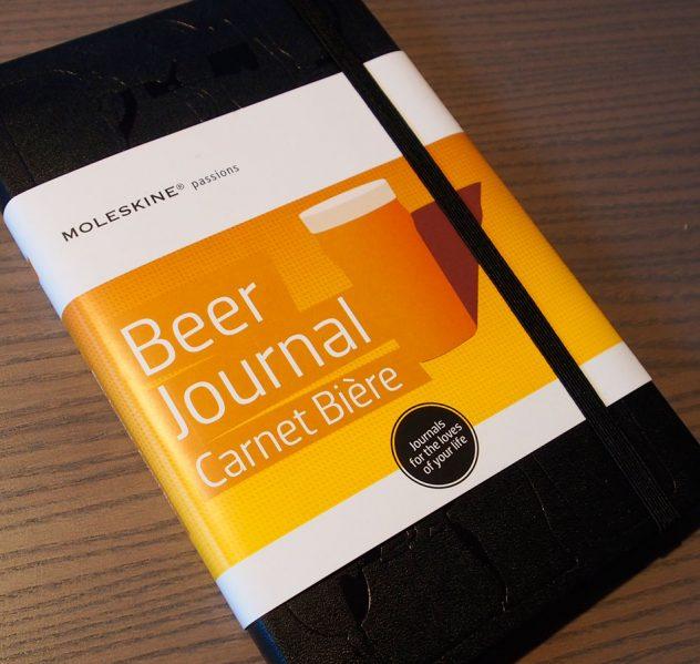 Der Hopfenschmecker - Über Biergenuss und mehr ... hat ein Bierjournal geschenkt bekommen