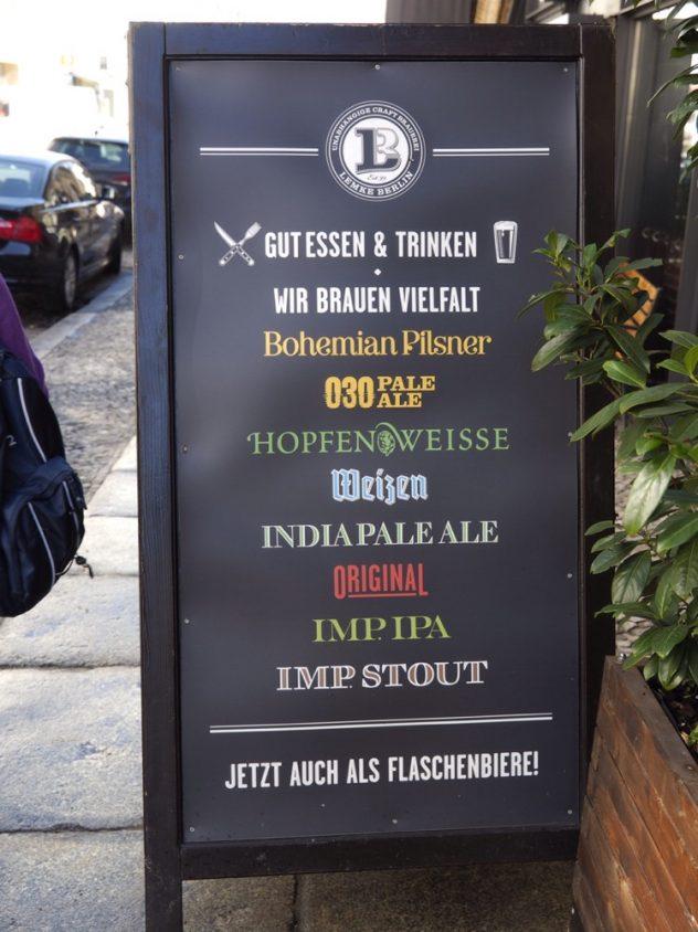 Hopfenschmecker.de - im Brauhaus Lemke in Berlin