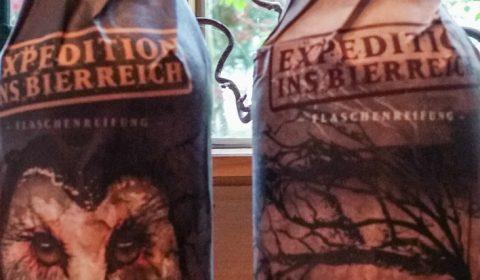 Der Hopfenschmecker - Über Biergenuss und mehr ... war auf Expeditionen ins Bierreich
