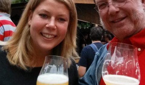 """Der Hopfenschmecker trank """"HopGaudi"""" mit Mareike Hasenbeck"""