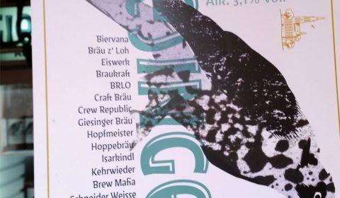 """Der Hopfenschmecker trank """"Federweisse"""""""