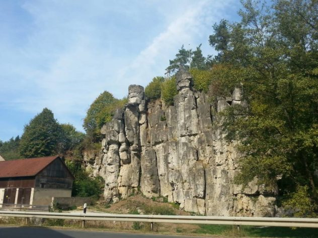 Der Hopfenschmecker war in der Fränkischen Schweiz auf Bierwanderung