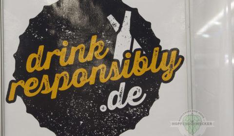 Bewusst genießen! Kein Alkohol am Steuer!