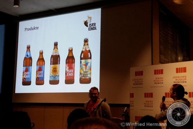 Creating Craft Beer – der Hopfenschmecker war bei einem Bier Tasting und Designtalk