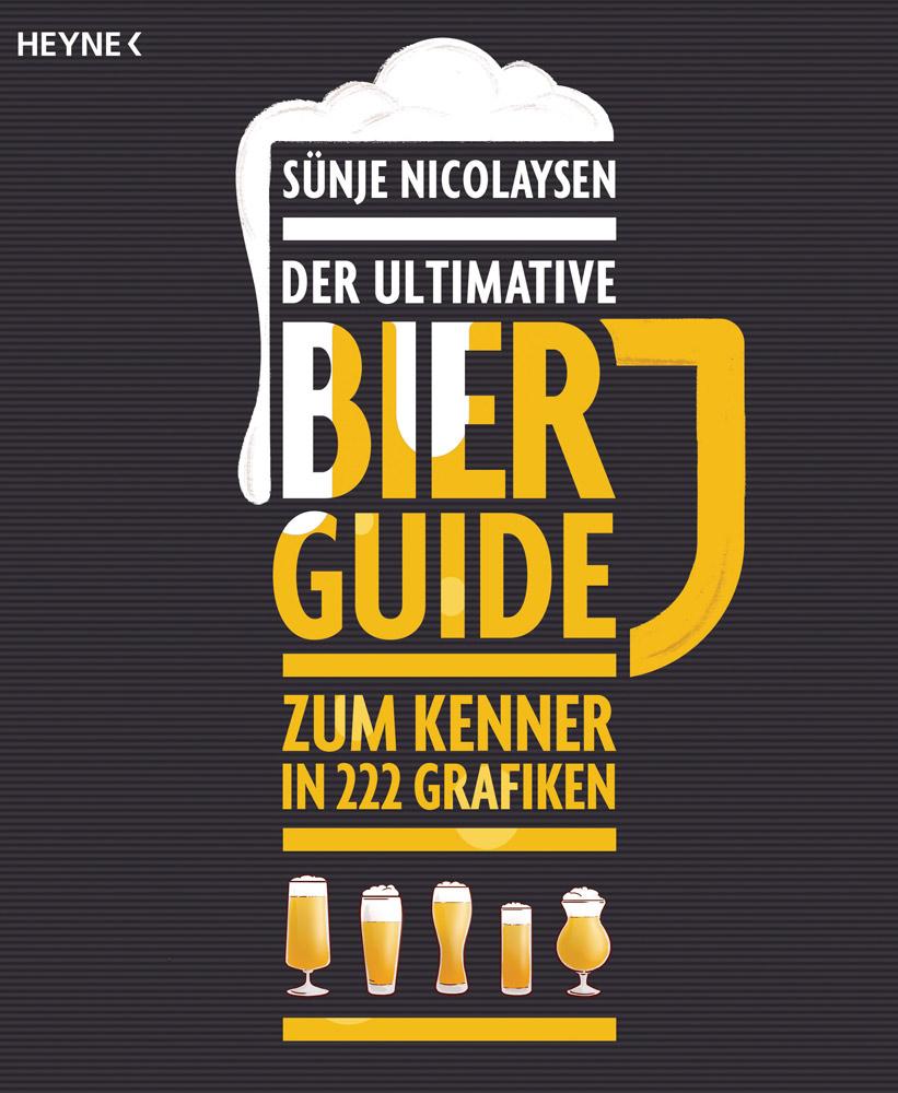 Der ultimative Bier-Guide - Rezension vom Hopfenschmecker