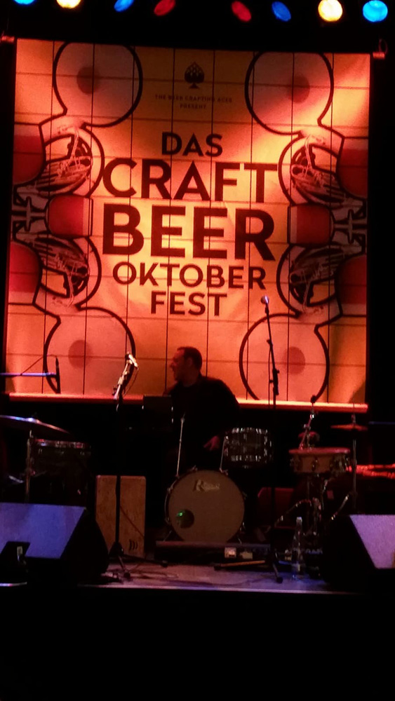 Der Hopfenschmecker - Über Biergenuss und mehr ... war beim Craftbeer-Oktoberfest