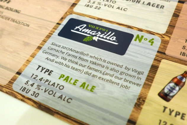 Der Hopfenschmecker - Über Biergenuss und mehr ... war auf der BrauBeviale 2019