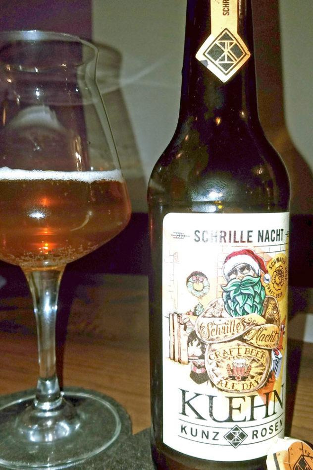 Der Hopfenschmecker - Über Biergenuss und mehr ... hat winterliche Biere probiert