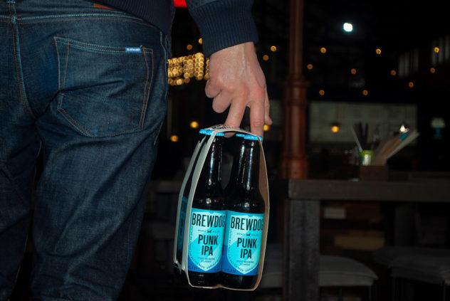 Der Hopfenschmecker - Über Biergenuss und mehr ... hat Post von BrewDog bekommen