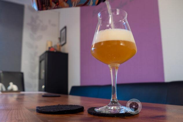 Der Hopfenschmecker - Über Biergenuss und mehr ... hat Døgn Double Dry Hopped Kveik NEIPA gekauft