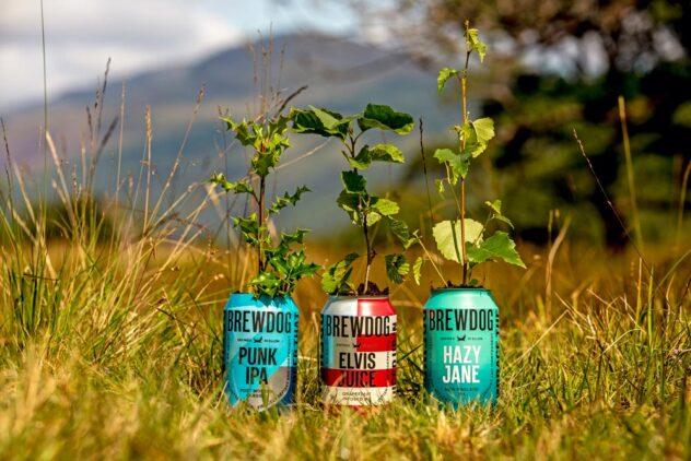 BrewDog ist jetzt Co2 negativ - Der Hopfenschmecker - Über Biergenuss und mehr ... freut sich!