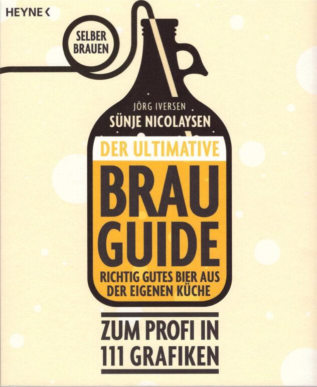 """Der Hopfenschmecker - Über Biergenuss und mehr ... hat """"Der ultimative Brauguide"""" zum Lesen bekommen"""