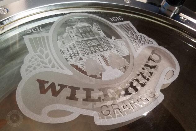 Der Hopfenschmecker - Über Biergenuss und mehr ... war in Grafing v.M. beim Wildbräu