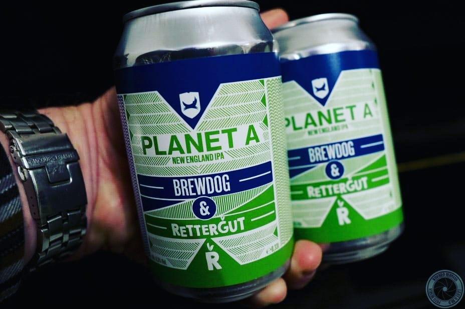 """Der Hopfenschmecker - Über Biergenuss und mehr ... freut sich über ein gemeinsames """"Retterbier"""" von Rettergut und Brewdog"""