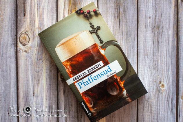Der Hopfenschmecker - Über Biergenuss und mehr ... empfiehlt ein Buch für Bier- und Krimiliebhaber